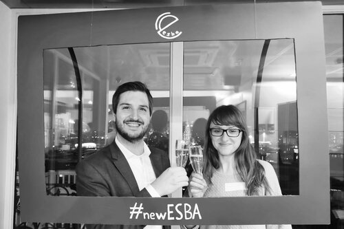ESBA 'New Brand. New Direction' Reception 19