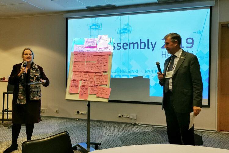 SME Assembly 2019 Helsinki, Finland 8