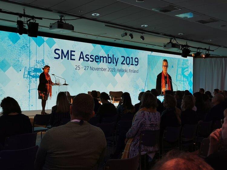 SME Assembly 2019 Helsinki, Finland 6